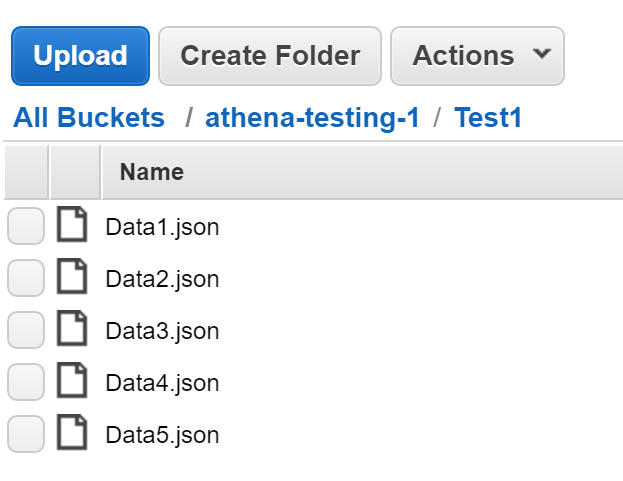 Getting Started with Amazon Athena, JSON Edition | Skeddly